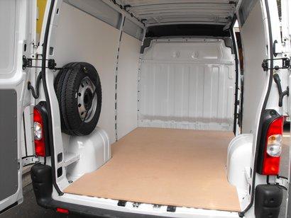 Allestimento furgoni roma lavorazioni for Allestimento furgoni fai da te